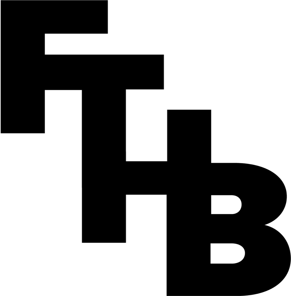 Logo officiel de la marque FTHB